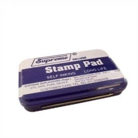 Supreme Stamp Pad No 2 Violet - Medium