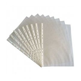 Transparent Polypropylene Sheet Protector Fs - PK Of 100