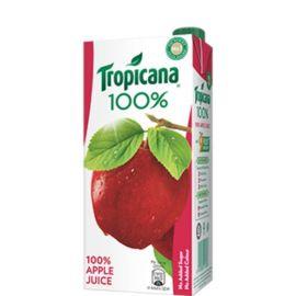 Tropicana 100% Juice Apple 1Ltr