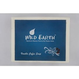 Wild Earth Vanilla Coffee Loofah Soap