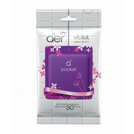 Godrej Aer Pocket Violet Vallet - 10 Gms