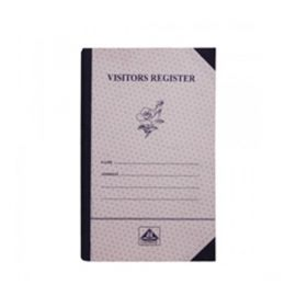Visitor Register Fs 55 Gsm 300 Pages