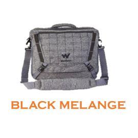 Wildcraft Messenger Tp Men - Black Melange