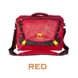 Wildcraft Messenger Tp Men - Red