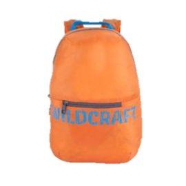 Wildcraft Pack N Go Bp 2 Bag - Orange