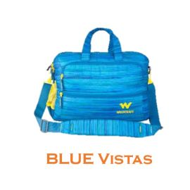 Wildcraft Port-Folio Sling Bag - Blue Vistas