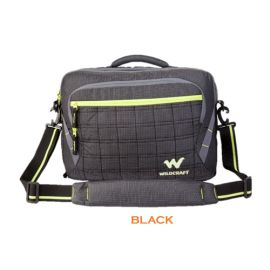 Wildcraft Portfolio Pro Men - Black