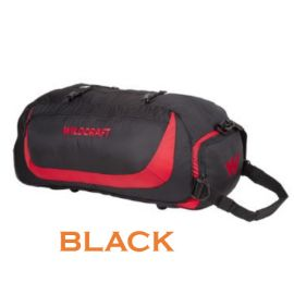Wildcraft Rover Travel Duffle Bag - Black