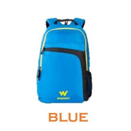 Wildcraft Spade Laptop Backpack -Blue