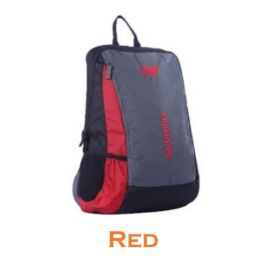 Wildcraft Streak Laptop Backpack - Red