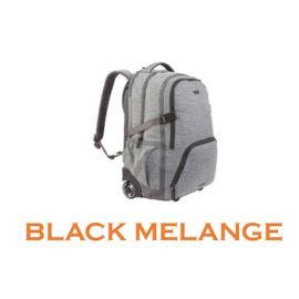 """Wildcraft Voyager 20"""" Backpack Bag - Black Melange"""