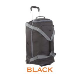"Wildcraft Voyager 22"" Duffle Bag - Black"