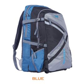 Wildcraft Wanderer Laptop Backpack - Blue