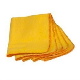 Yellow Cleaning Cloth