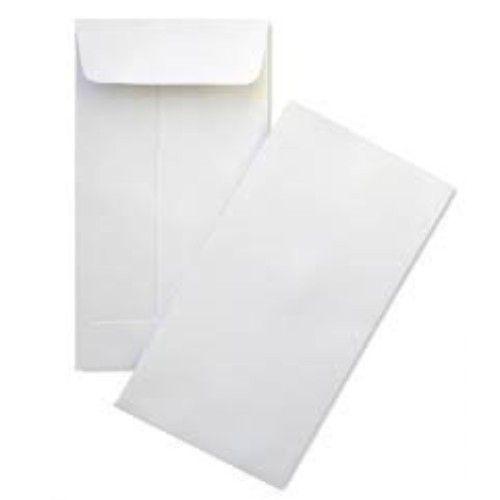 ENVMWH50 4 FOUR Envelopes Mini WHITE pk 50